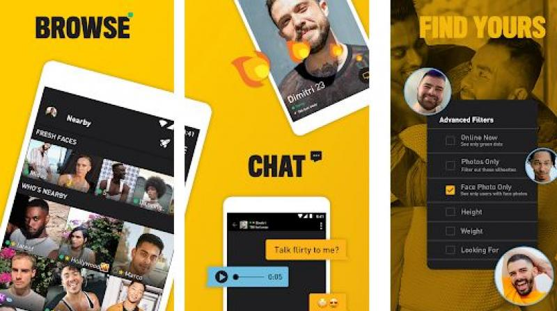 Fresh grindr what faces is Top 5
