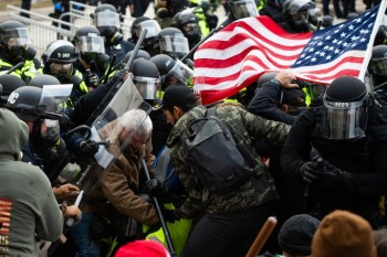 Capitol rioters 'came prepared for war'