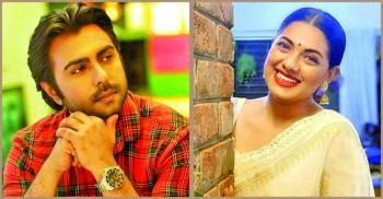 Apurba, Tisha pairing up for Eid dramas