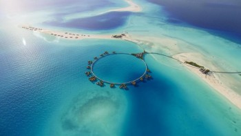Saudi Arabia's Red Sea project awarded contracts worth 14.5bn riyals this past year