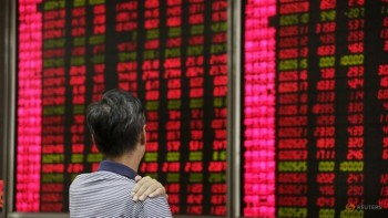 Asian shares extend losses on renewed virus scare, inflation woes