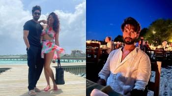 Ayushmann Khurrana-Tahira Kashyap, Shahid Kapoor-Mira Kapoor's Maldives vacation is made of stars and sea, see photos